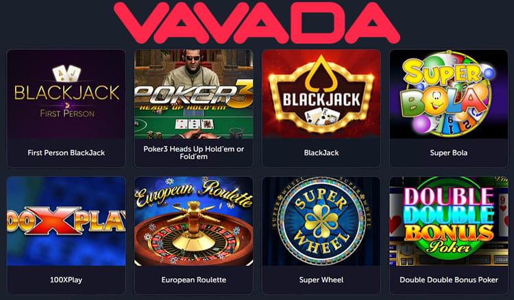 Казино Вавада официальный сайт: широкий ассортимент разнообразных игр